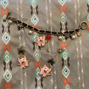 Betsey Johnson when pigs fly set